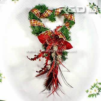 DIY Xmas centerpiece ideal for table and furniture
