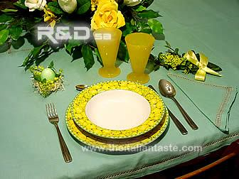 Italian Easter table