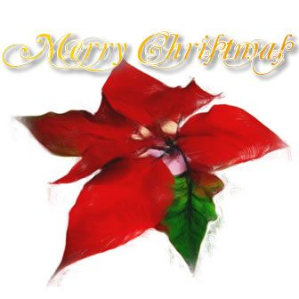 Free download greeting card for Chrstmas