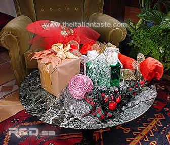christmas gifts, how to wrap christmas gifts Italian style