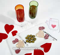 valentine's day appetizers