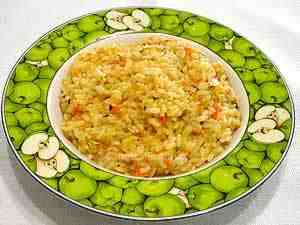 vegetarian risotto