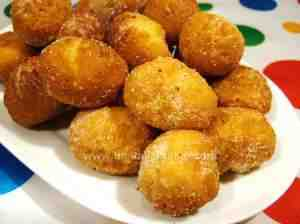 Castagnole, Carnival fritters from Italy