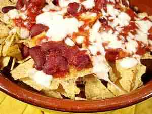 Tortilla Chips, Italy-style