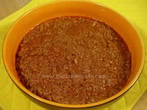 Bolognese sauce or Bolognaise sauce? the real name is Bolognese sauce, it is also known as ragù